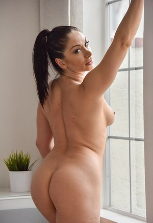 Sexy MILF With Pigtails