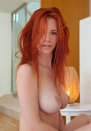 Sexy Red Head MILF