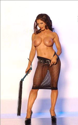Sexy MILF Whipping