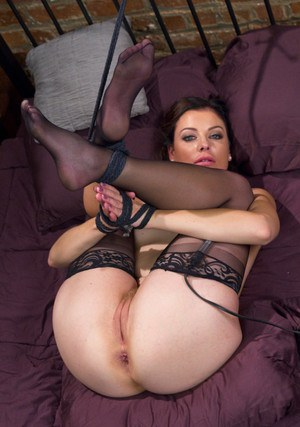 Sexy MILF Stockings