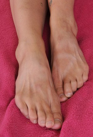 Sexy MILF Toes