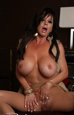 Sexy MILF Stripper