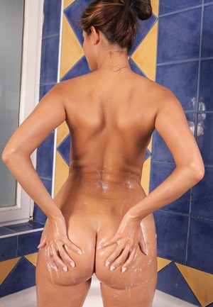 Sexy MILF In Shower