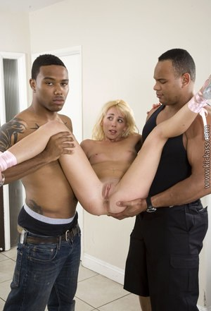 Sexy Interracial MILF